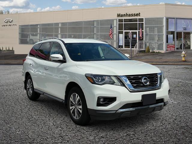 2018 Nissan Pathfinder SV [7]