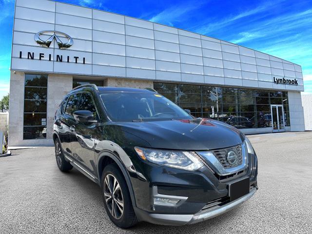2018 Nissan Rogue SL [22]