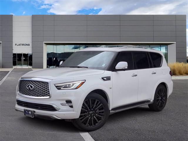 2019 INFINITI QX80 LIMITED for sale in Broomfield, CO
