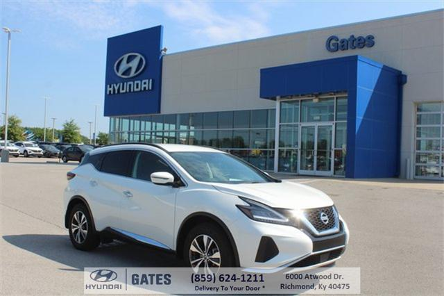 2019 Nissan Murano SV for sale in RICHMOND, KY
