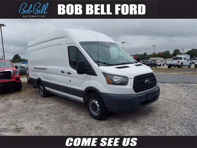 "2015 Ford Transit Cargo Van T-350 148"" EL Hi Rf 9500 GVWR Sliding RH Dr for sale in GLEN BURNIE, MD"