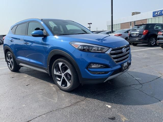 2018 Hyundai Tucson Limited for sale in COUNCIL BLUFFS, IA