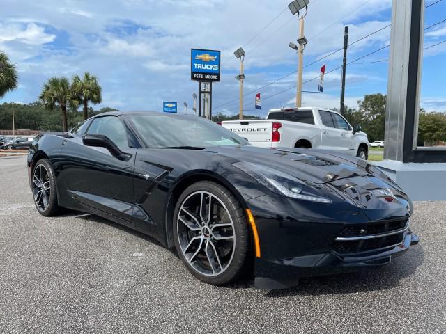 2016 Chevrolet Corvette Z51 3LT for sale in PENSACOLA, FL