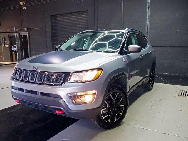 2020 Jeep Compass Trailhawk for sale in Conyers, GA