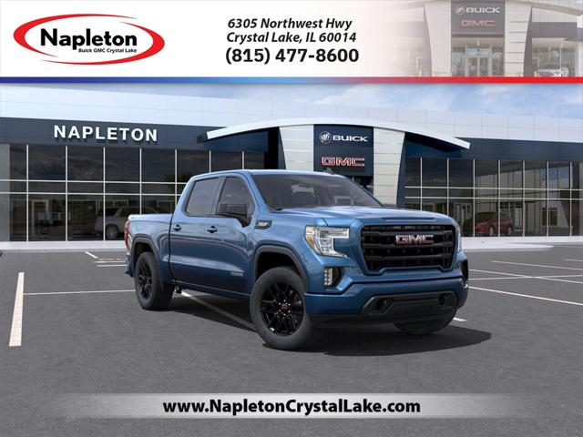 2021 GMC Sierra 1500 Elevation for sale in Crystal Lake, IL
