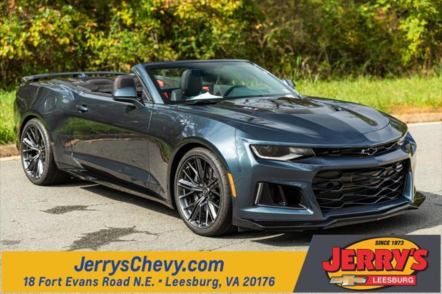 2022 Chevrolet Camaro ZL1 for sale in Leesburg, VA