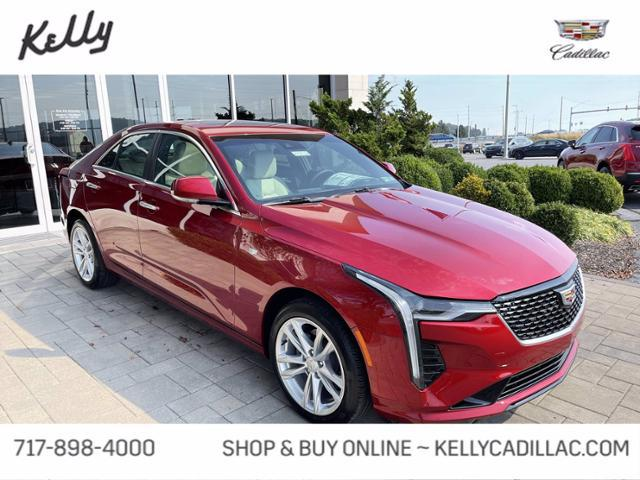 2021 Cadillac CT4 Luxury for sale near Lancaster, PA