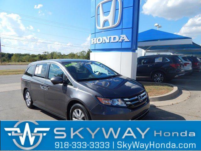 2016 Honda Odyssey EX-L for sale in Bartlesville, OK