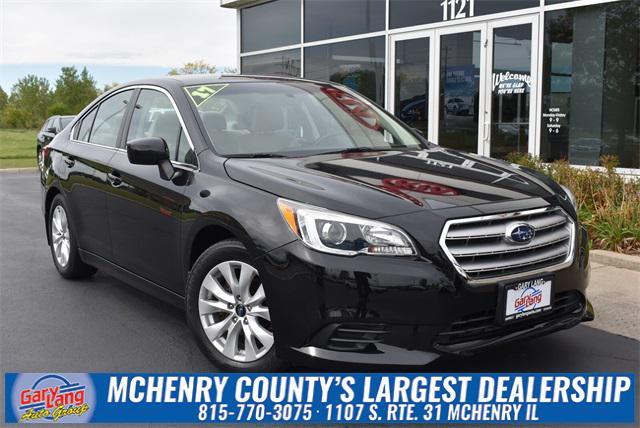 2017 Subaru Legacy Premium for sale in McHenry, IL