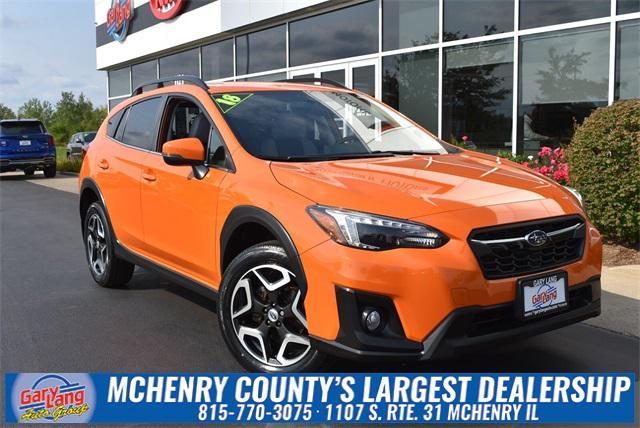 2018 Subaru Crosstrek Limited for sale in McHenry, IL