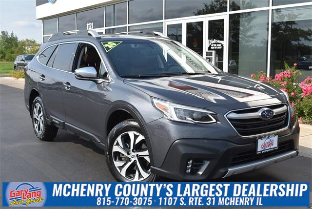 2020 Subaru Outback Touring XT for sale in McHenry, IL