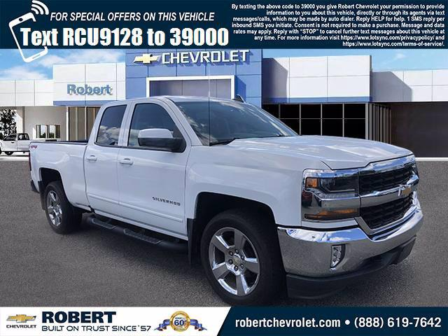 2018 Chevrolet Silverado 1500 LT for sale in Hicksville, NY