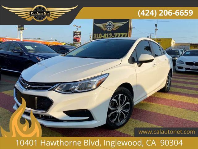 2018 Chevrolet Cruze LS for sale in Inglewood, CA