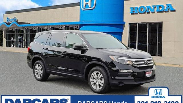 2018 Honda Pilot LX for sale in Silver Spring, MD