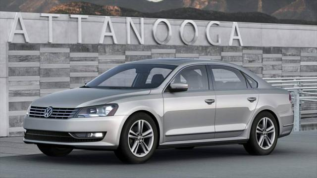 2015 Volkswagen Passat 1.8T Limited Edition for sale in Springfield, PA
