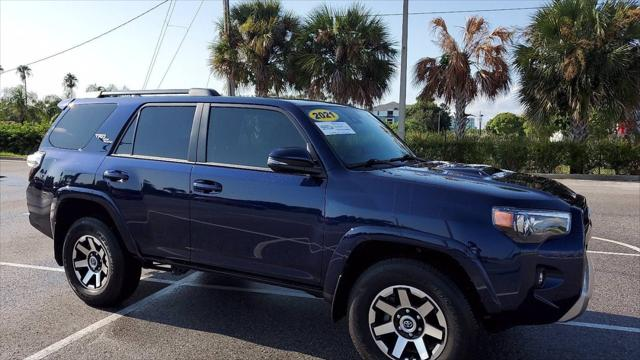 2021 Toyota 4Runner TRD Off Road Premium for sale in Clearwater, FL