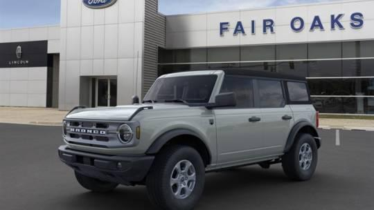2021 Ford Bronco Big Bend for sale in Naperville, IL