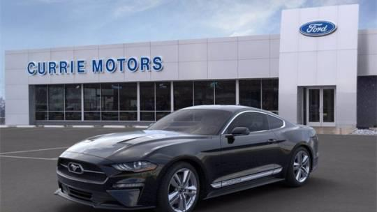 2021 Ford Mustang EcoBoost Premium for sale in Valparaiso, IN