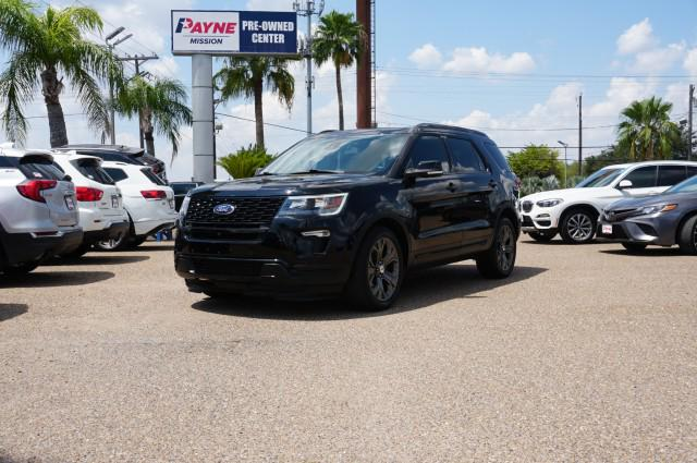 2018 Ford Explorer Sport for sale in MISSION , TX