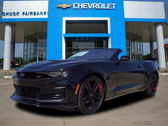 2022 Chevrolet Camaro 2SS for sale in Desoto, TX