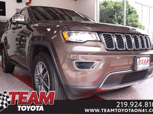 2018 Jeep Grand Cherokee Limited for sale in Schererville, IN