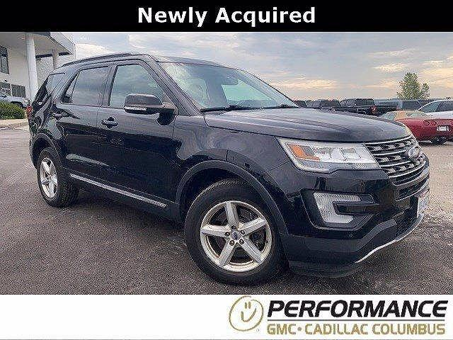 2016 Ford Explorer XLT for sale in Carroll, OH