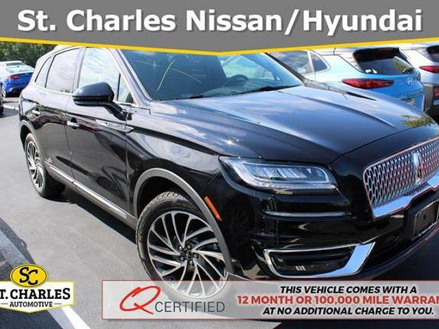 2019 Lincoln Nautilus Reserve for sale in Saint Peters, MO