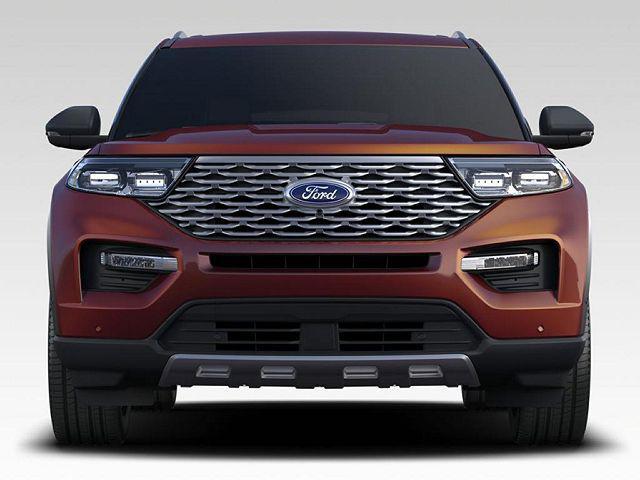 2020 Ford Explorer XLT for sale in Alhambra, CA