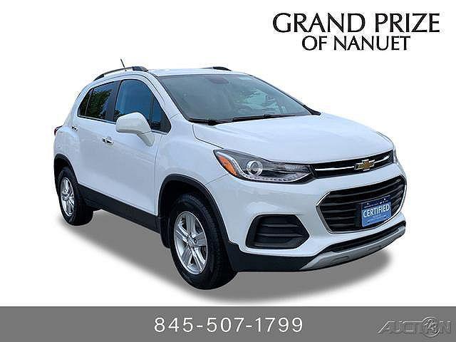 2017 Chevrolet Trax LT for sale in Bardonia, NY