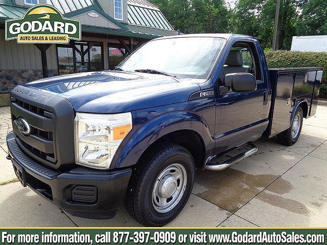 2012 Ford F-250 XL/XLT for sale in Medina, OH