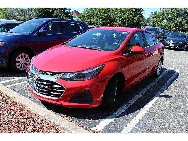 2019 Chevrolet Cruze LT for sale in Rockville Centre, NY