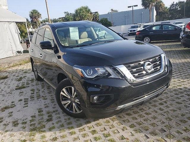 2019 Nissan Pathfinder SL for sale in Coral Springs, FL