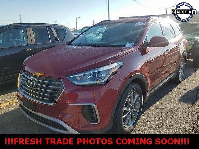 2017 Hyundai Santa Fe SE for sale in Highland, IN
