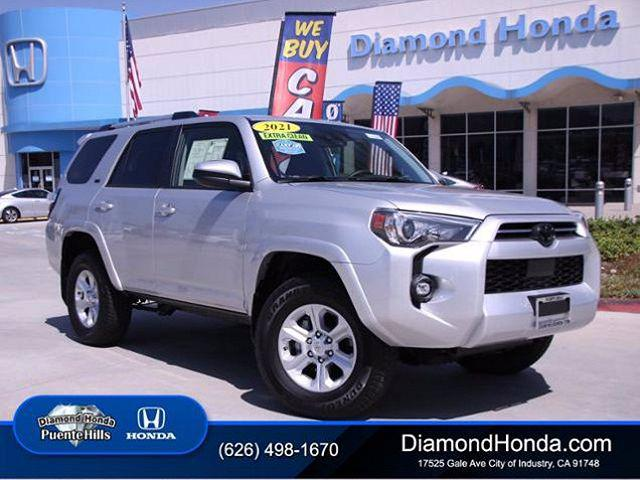 2021 Toyota 4Runner SR5 for sale in City of Industry, CA