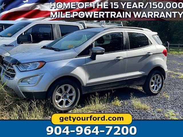 2020 Ford EcoSport SE for sale in Starke, FL
