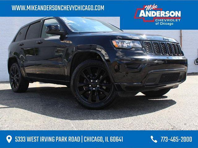 2018 Jeep Grand Cherokee Altitude for sale in Chicago, IL