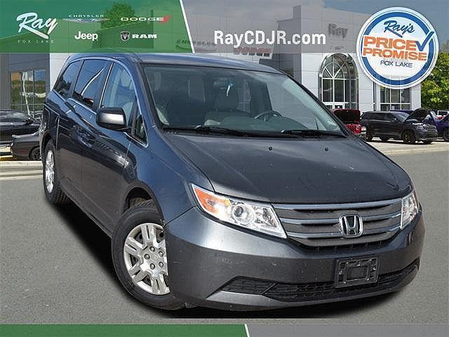 2013 Honda Odyssey LX for sale in Fox Lake, IL