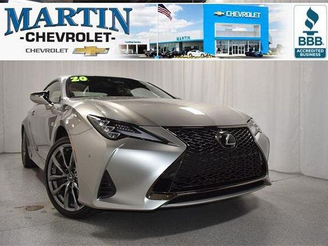 2020 Lexus RC RC 350 F SPORT for sale in Crystal Lake, IL