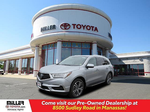2020 Acura MDX w/Technology Pkg for sale near Manassas, VA