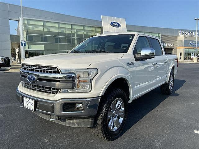 2018 Ford F-150 Lariat for sale in Pine Bluff, AR