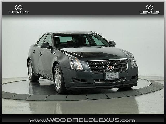 2008 Cadillac CTS AWD w/1SA for sale in Schaumburg, IL