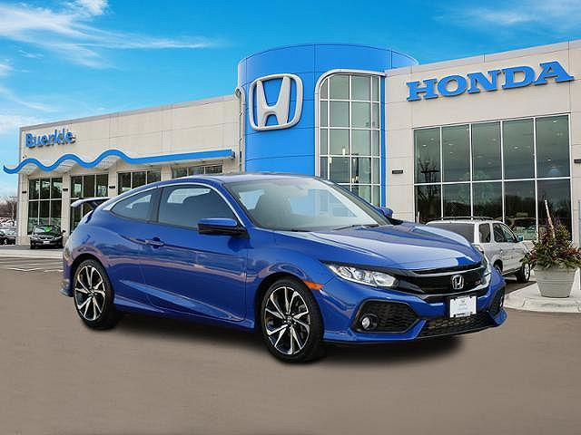 2019 Honda Civic Si Coupe Si for sale in Saint Paul, MN