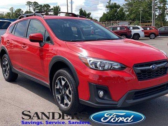 2020 Subaru Crosstrek Premium for sale in Jacksonville, NC