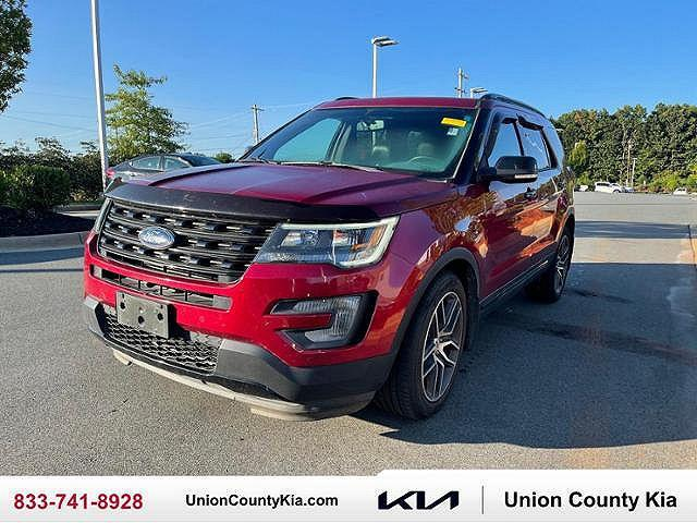 2016 Ford Explorer Sport for sale in Monroe, NC