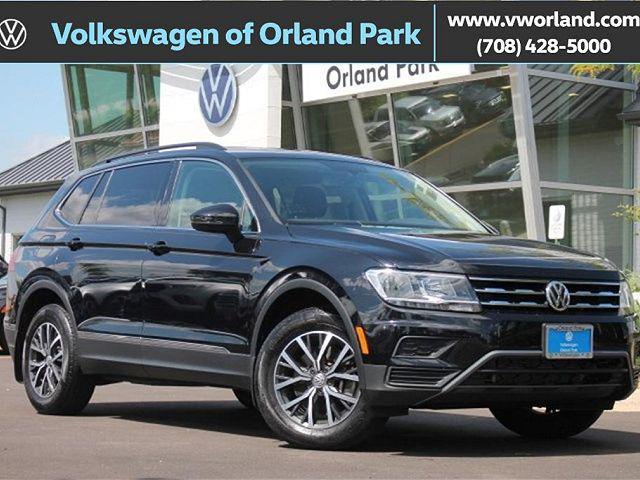 2018 Volkswagen Tiguan SE for sale in Orland Park, IL