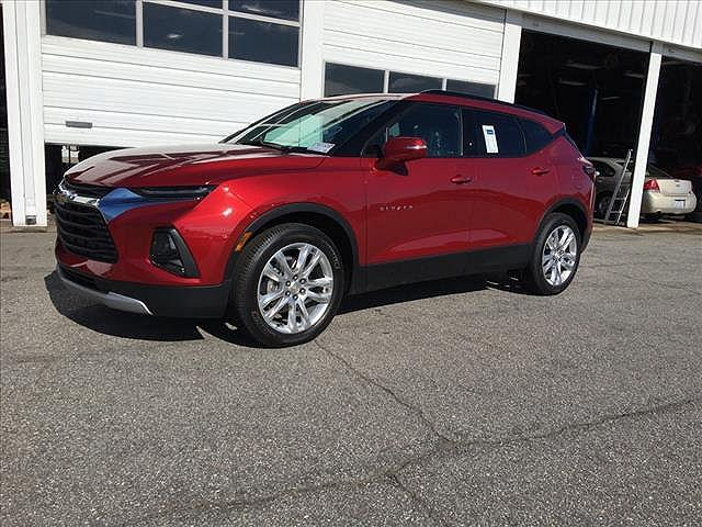 2019 Chevrolet Blazer FWD 4dr for sale in Rocky Mount, NC