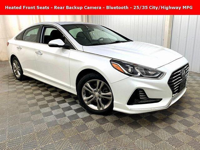 2018 Hyundai Sonata SEL for sale in Delaware, OH