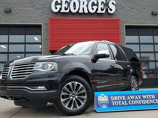 2015 Lincoln Navigator 4WD 4dr for sale in Brownstown, MI