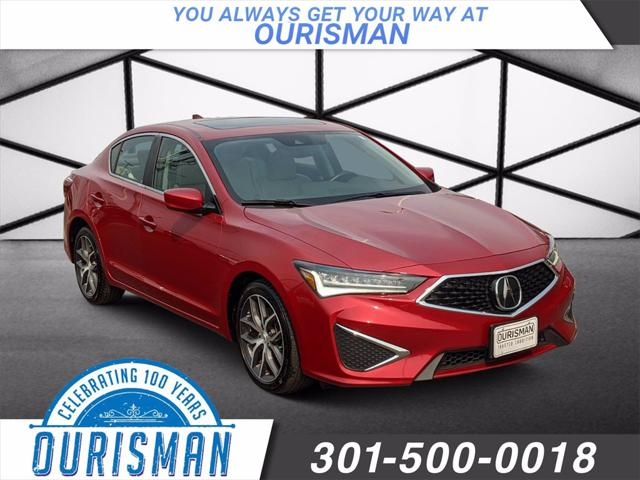 2019 Acura ILX w/Premium Pkg for sale in MARLOW HEIGHTS, MD