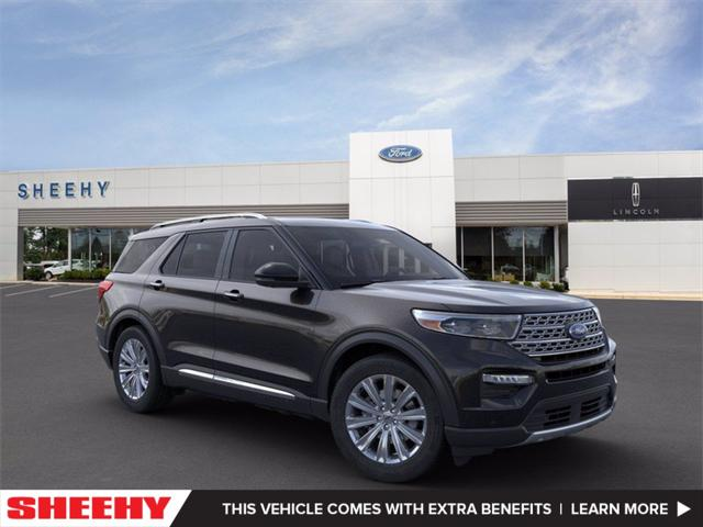 2021 Ford Explorer Limited for sale in Gaithersburg, MD